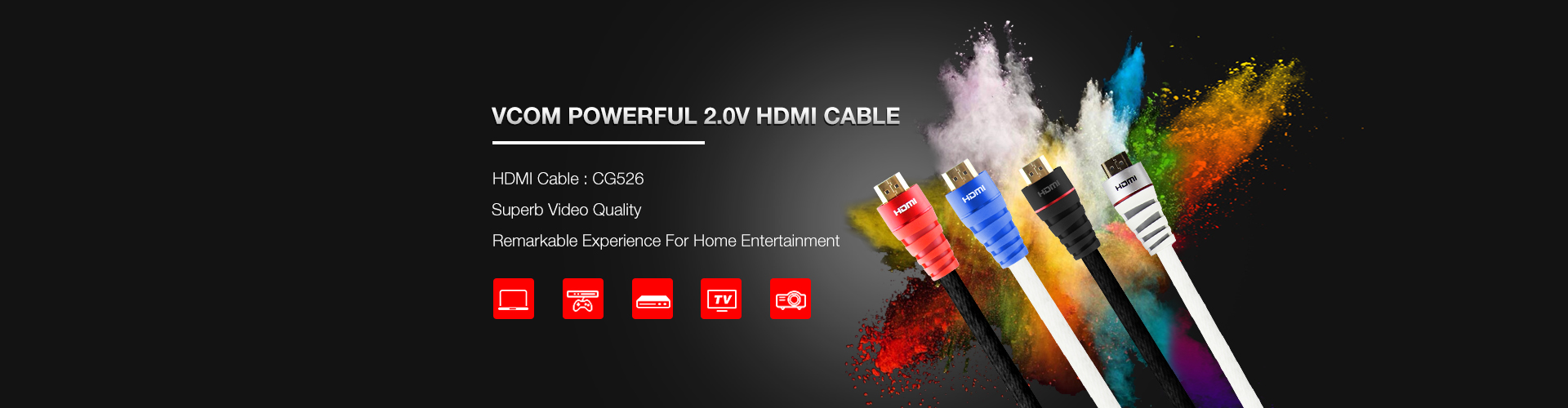 HDMI Cable- CG526