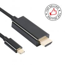 USB C 3.1 to HDMI Cable|USB C Cable|HDMI to USB C Cable